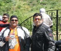 Новости Феодосии: Байкерам из Индии передали феодосийскую землю