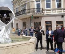 Новости Феодосии: В Феодосии запустили «Фонтан любви»