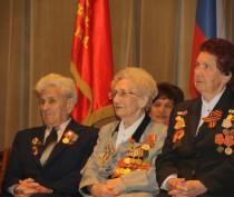 Новости Феодосии: В Феодосии чествовали ветеранов