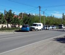 Новости Феодосии: Смертельная авария в Феодосии: погиб водитель мопеда (ФОТО)