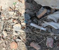 Феодосийская полиция усиленно борется с наркотиками
