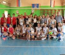 Новости Феодосии: В Приморском прошел чемпионат по волейболу