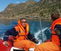 Новости Феодосии: В море близ Коктебеля почти в километре от берега спасли мужчину