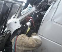 Смертельное ДТП на феодосийской трассе: мужчина погиб, двое детей травмированы