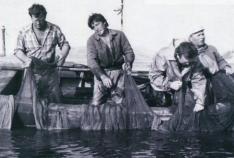 Феодосия. Новость - История рыболовства в Феодосийском заливе
