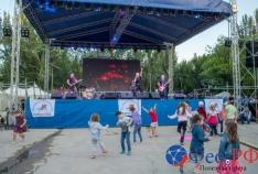 Феодосия. Новость - На день города в Феодосии планируют установить новую сцену