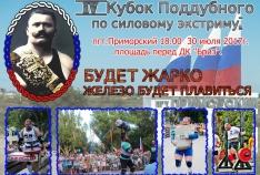 Феодосия. Новость - В Приморском будут «плавить» железо