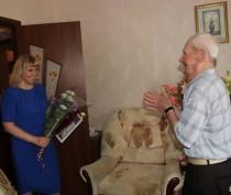 Феодосиец Михаил Болтянский отметил 100-летний юбилей