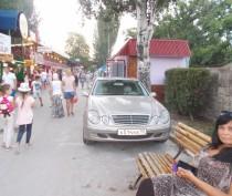 Новости Феодосии: Депутаты Феодосии сами будут ловить автомобилистов в пешеходных зонах