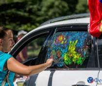 Новости Феодосии: Автопробег в честь Феодосии