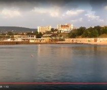 Новости Феодосии: «Феодосийский взгляд» на пляж «Ай-Петри»
