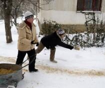 Новости Феодосии: Власти Феодосии запаслись солью