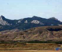 Новости Феодосии: Фотопрогулка по Узун-Сырту (гора Клементьева, Летная гора)