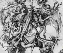 Отрывки из романа про средневековую Феодосию