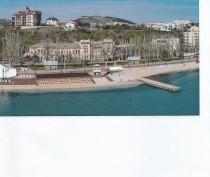 Новости Феодосии: Эскизное предложение на благоустройство пляжа «Камешки»: обещания и реальность