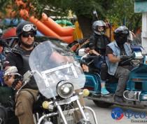 Новости Феодосии: Рев мотоциклов и парни в «косухах» промчались по Феодосии (фоторепортаж)