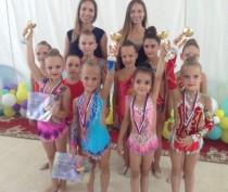 Новости Феодосии: Пять юных граций из Приморского покорили «Морскую феерию»