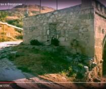 Армянский фонтан в Феодосии, как памятник архитектуры