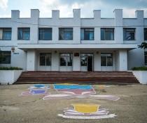 Коктебельскую школу заливают канализационные стоки