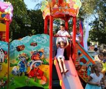 В Керчи открыли обновленный сквер «Аленка» (ФОТО)