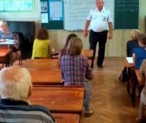 Сотрудники ГИБДД провели в Керчи масштабную акцию «Внимание – дети!»