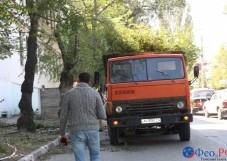 Субботние «разборки» в Феодосии