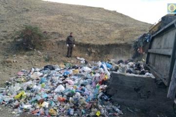 Из Лисьей бухты под Феодосией вывезли 18 кубов мусора