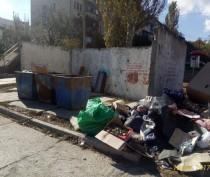 Керченская управляющая компания ответит за плохое состояние мусоросборочных площадок