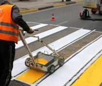 В Керчи десять пешеходных переходов покроют новой разметкой (ФОТО)