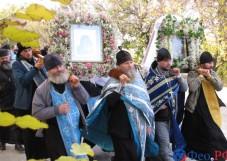 В Феодосию пришел крестный ход со списком Казанской иконы Божьей Матери