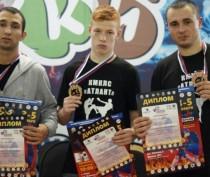 Тайские боксеры привезли медали в Керчь