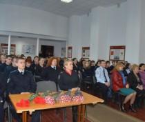 В Керчи сотрудники полиции почтили память погибших коллег