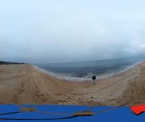 Береговое пляж 360