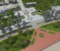 Место для установки в Феодосии стелы «Город воинской славы» пока не меняют