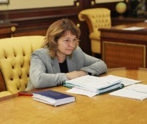 Вице-премьер Опанасюк отчиталась об активном решении проблем Феодосии