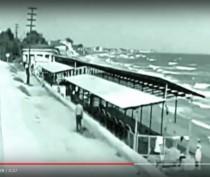 Феодосия на видеокадрах 1966 года