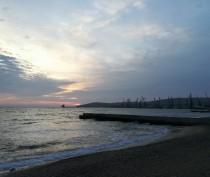 Облачное утро