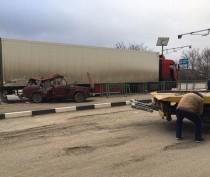 В ГИБДД констатировали рост количества ДТП с участием грузовиков в Феодосии