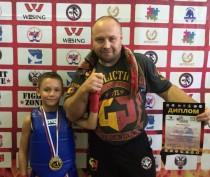 Три феодосийских бойца стали призерами