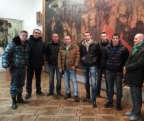 В Керчи осужденных сводили в картинную галерею