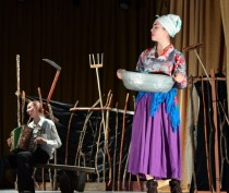 Феодосия готовится к III Театральному фестивалю