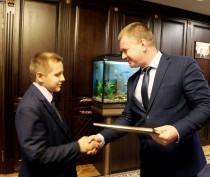 Восемь керченских детей-инвалидов получили награды в рамках конкурса «Преград нет»
