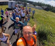Российский марафонец Александр Капер поведет в Феодосии новогодний забег