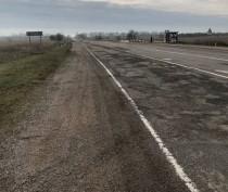 Завершился ремонт дороги Судак-Новый Свет
