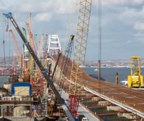 Мостовое полотно сформировано