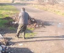 Штраф за строительный мусор (+ВИДЕО)