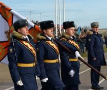 Батальон года в Феодосии
