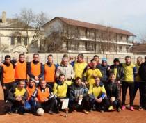 Приморский станет футбольной столицей Крыма