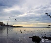 Пограничники эвакуировали моряков с терпящего бедствие в Керченском проливе буксира