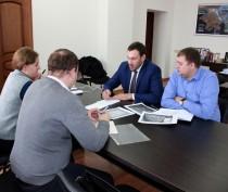 Госкомрегистр помогает Минспорта в оформлении документов на участок в Феодосии